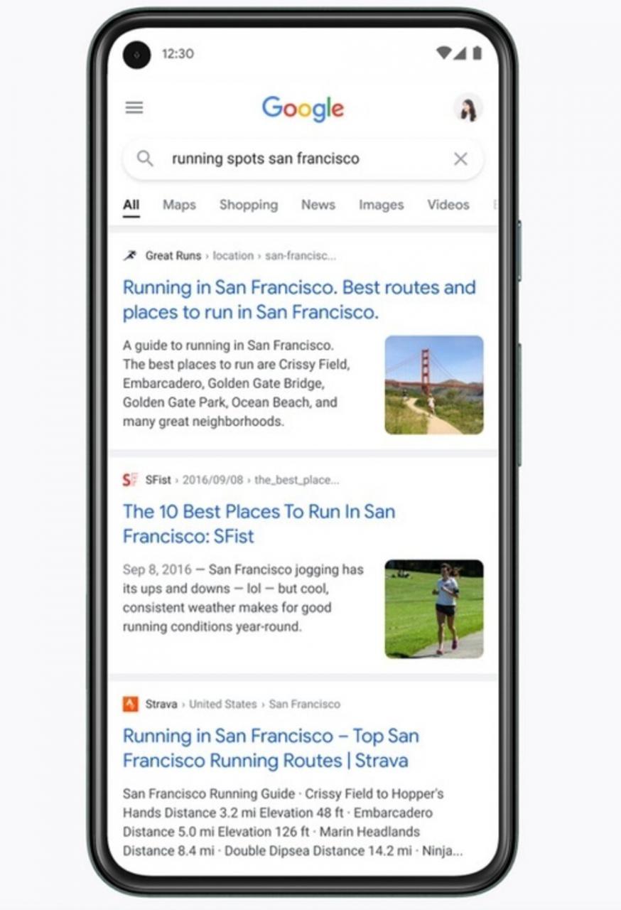 Una versión rediseñada de la Búsqueda de Google está en camino. Así es como el inminente rediseño de la Búsqueda de Google hará que sea más fácil y rápido encontrar información