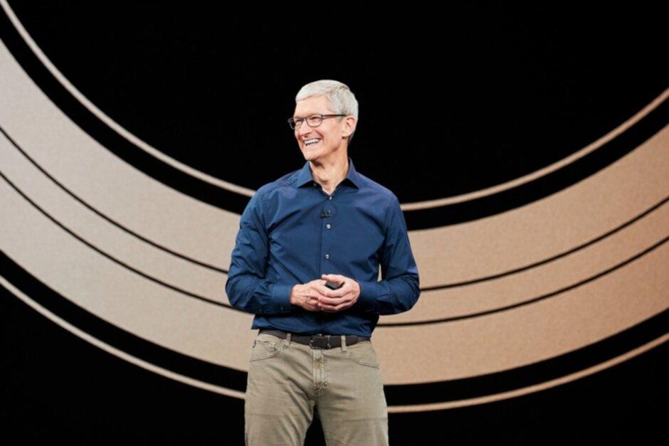 No todo el mundo tiene un iPhone, dijo un optimista Tim Cook hoy: ¿Qué dijo Tim Cook hoy que nunca escuchará en un anuncio de iPhone?