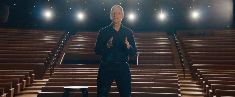 Tim Cook, CEO de Apple, presidió un primer trimestre fiscal muy sólido: fuertes ganancias en los ingresos de iPad y iPhone para el primer trimestre fiscal a pasos Apple
