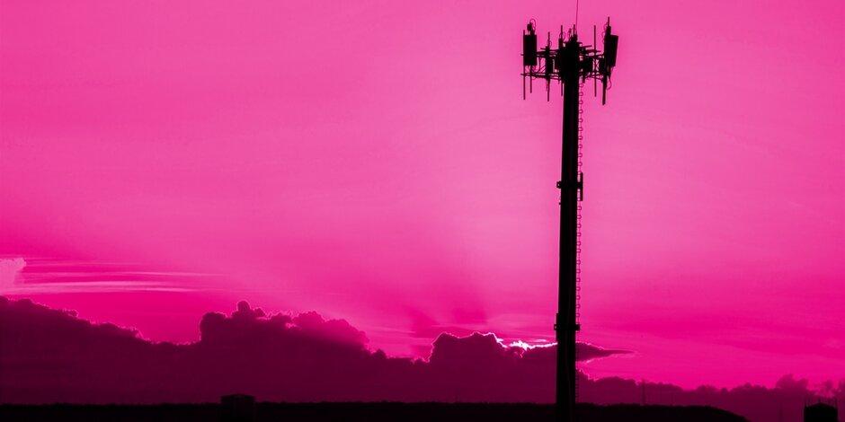 T-Mobile dice que podría usar más espectro de banda media de 2.5GHz - T-Mobile le dice a la FCC que necesita más espectro de banda media para el servicio 5G en los estados