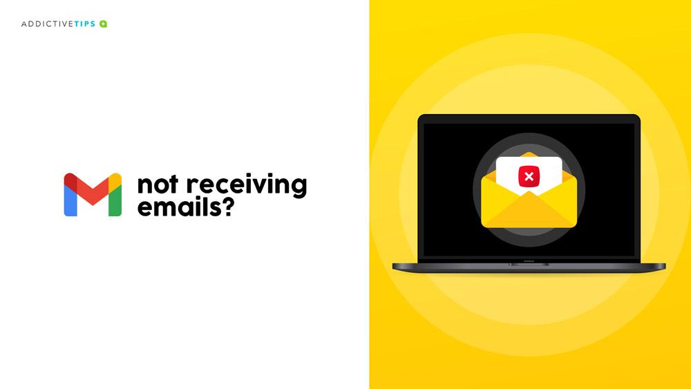Gmail no recibe correos electrónicos: ¿por qué no funciona Gmail?