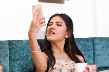 Llegan cámaras para selfies de más de 100 megapíxeles