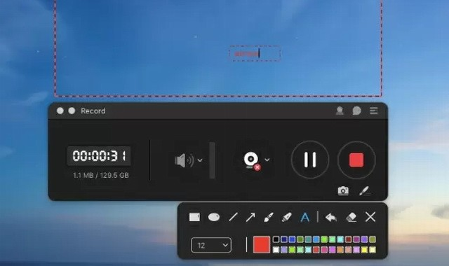 ApowerREC - grabadores de pantalla para Mac