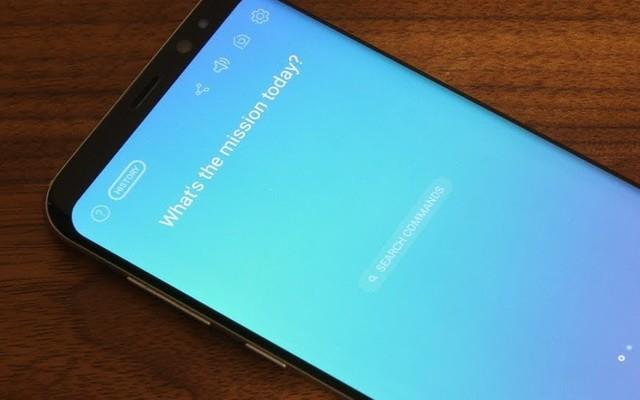 Cómo tomar una captura de pantalla en Samsung usando Bixby