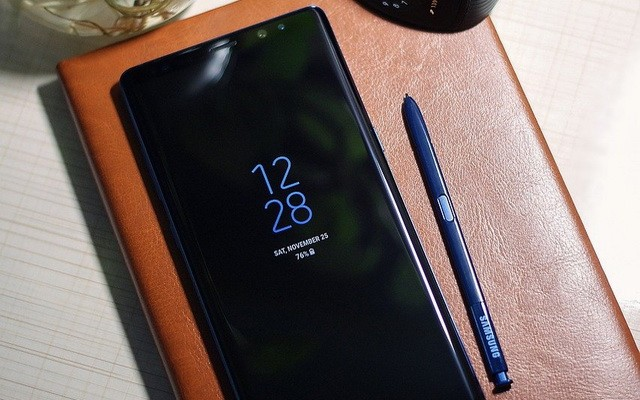 Cómo tomar capturas de pantalla en teléfonos Samsung usando el S Pen
