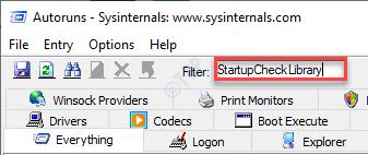 Startupchecklib Search Min