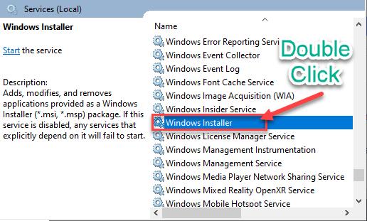 Instalador de Windows DC Min