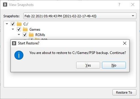 Tarea 2 de copia de seguridad de restauración de BlobBackup