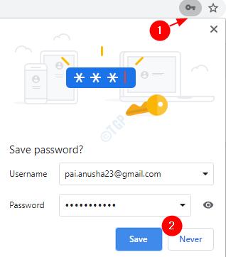 Chrome nunca