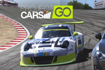 Después de tres años en la fabricación, Project CARS GO finalmente tiene una fecha de lanzamiento.