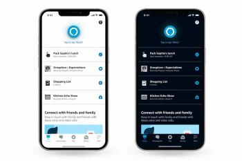 Amazon trae los modos oscuro y claro a la aplicación Alexa en dispositivos iOS