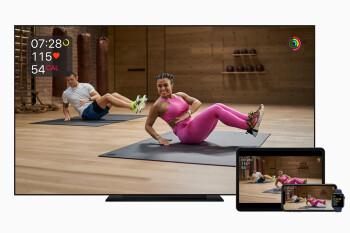 Los entrenamientos de Apple Fitness + pronto estarán disponibles para transmitir a través de AirPlay