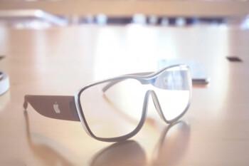 Аpple Glass presenta la función de autolimpieza