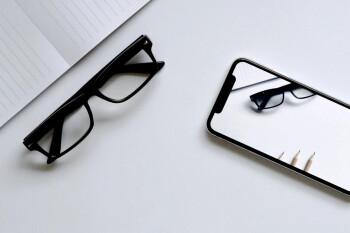 Los ojos de los usuarios de Apple Glass pueden determinar qué tan comprometidos están con el contenido que están viendo