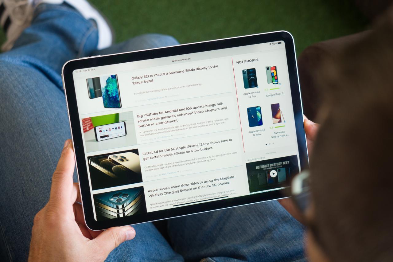 Apple iPad Air 2020 - Las mejores ofertas de San Valentín