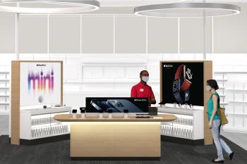 Las mini tiendas de Apple llegan a Target