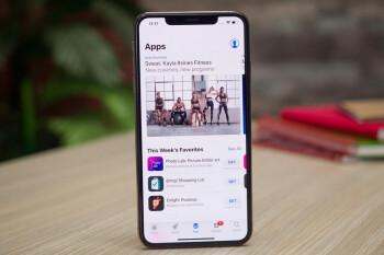 Apple prueba una nueva ubicación para anuncios en la App Store