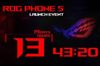 Asus ROG Phone 5 se presentará oficialmente en marzo