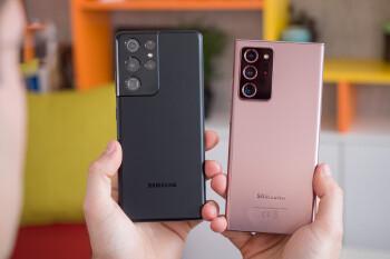 Los mejores teléfonos Samsung 2021