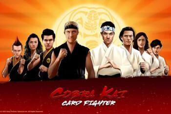 Cobra Kai tendrá un juego móvil en marzo