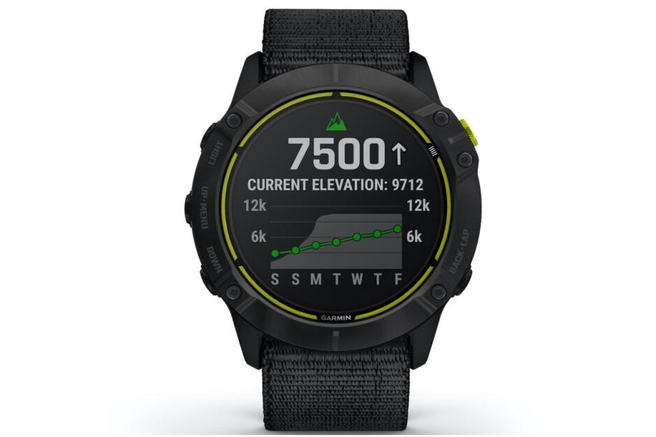El reloj inteligente más nuevo de Garmin cuenta con una duración de batería de hasta 65 días (!!!)