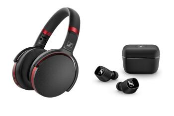 Obtenga un par de audífonos o audífonos Sennheiser a mitad de precio ahora mismo