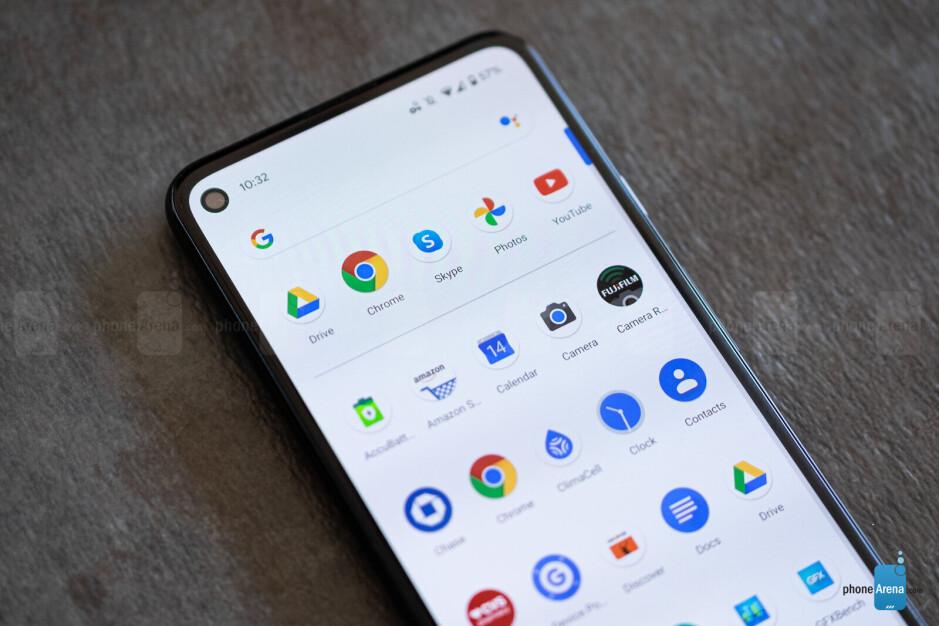 Pixel 4a 5G - Samsung Galaxy A52 5G vs Google Pixel 4a 5G: comparación inicial