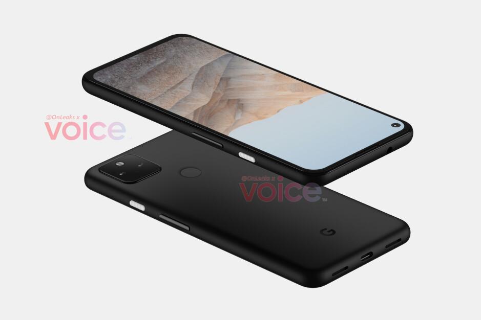 Google Pixel 5a se filtra por completo con configuración de doble cámara, diseño muy familiar