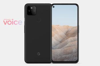 Vista previa de Google Pixel 5a