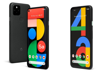 Google Pixel 5a vs Pixel 4a 5G: comparación inicial
