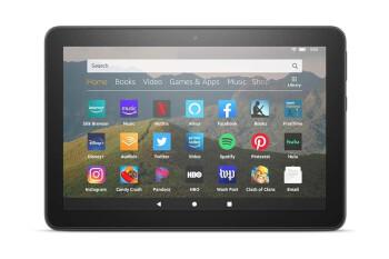Compra una tableta Fire HD 8 con casi un 30% de descuento en Amazon