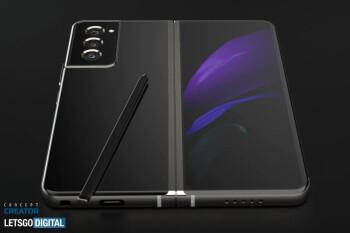 Leaker implica que Galaxy Z Fold 3 también será un sucesor espiritual del Note 20