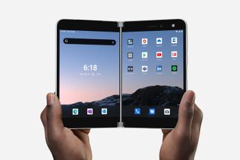 Surface Duo de Microsoft recibirá su actualización de Android 11 en 2021