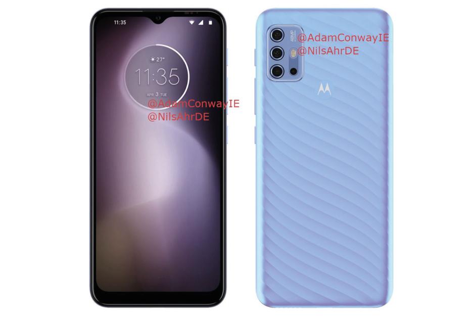 Se filtraron tres nuevos teléfonos económicos de Motorola