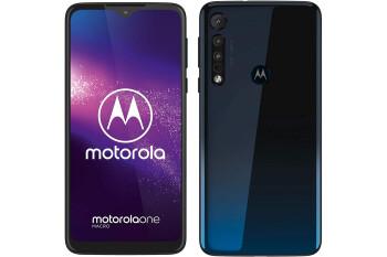 Motorola One Macro está recibiendo una actualización sorprendente, pero no es Android 11