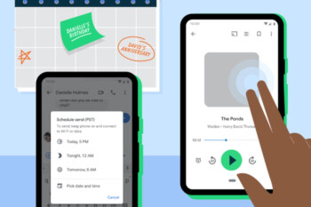 Nuevas y útiles funciones de Android se dirigen hacia ti