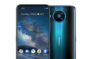 El primer teléfono 5G de Nokia finalmente recibe Android 11
