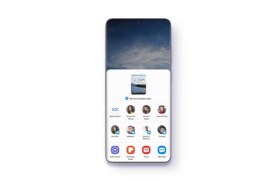 Samsung lleva las funciones del Galaxy S21 a Note 20, S20 y más con One UI 3.1