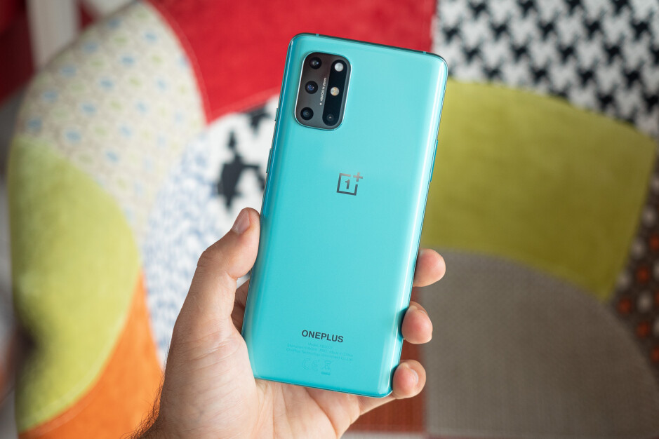 OnePlus 8T - OnePlus 9 vs OnePlus 8T: comparación inicial