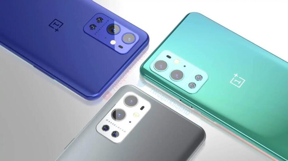 Colores del concepto OnePlus 9 Pro: OnePlus 9 Pro 5G vs Samsung Galaxy S21 Ultra, una guerra de precios a esperar