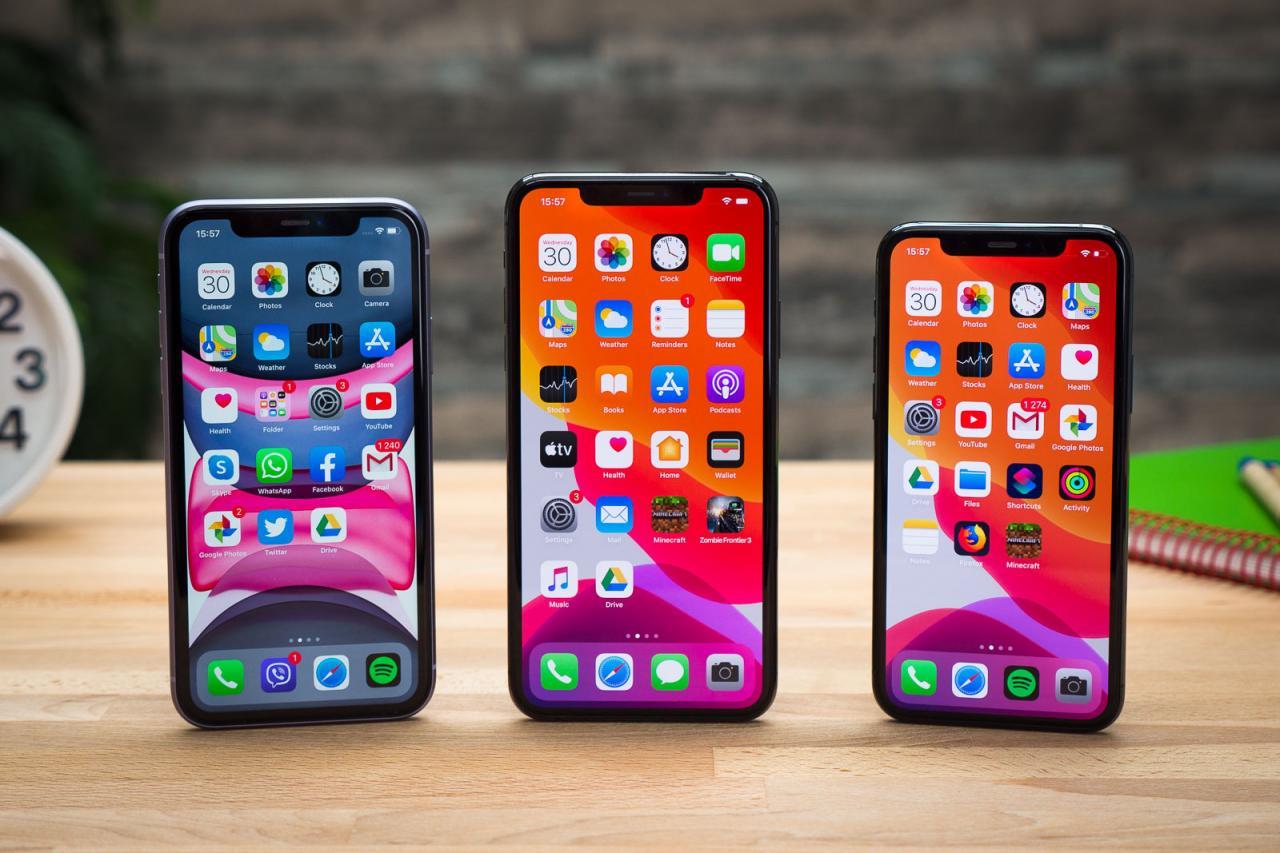 La familia iPhone 11 - Las mejores ofertas de iPhone 11 ahora mismo