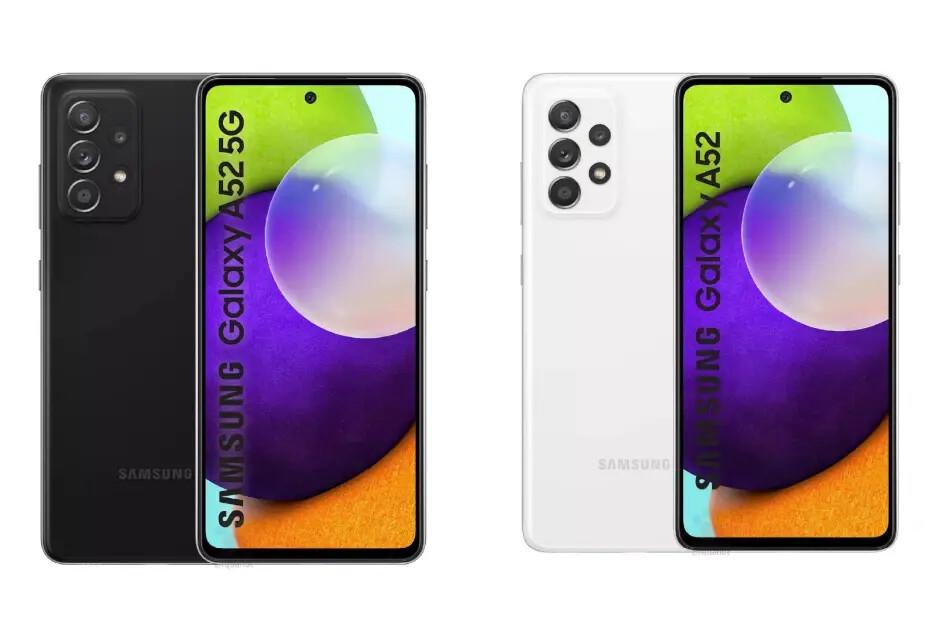 Galaxy A52 5G - Samsung Galaxy A52 5G vs Google Pixel 4a 5G: comparación inicial