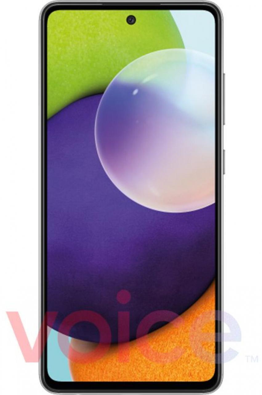 Samsung Galaxy A72 5G - Los nuevos renders de prensa de Samsung Galaxy A52 y A72 5G confirman el diseño premium
