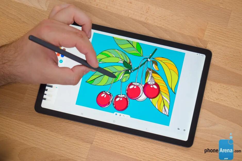 Galaxy Tab S6 Lite - Samsung aparentemente descontinúa dos tabletas mientras descuenta una tercera