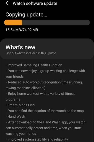 El Samsung Galaxy Watch 3 está tomando una página del Galaxy Watch Active 2 para un cambio