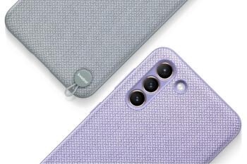 Samsung colabora con Kvadrat para diseñar carcasas para el Galaxy S21 +