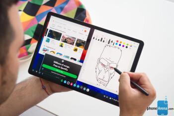 La próxima actualización de Samsung Galaxy Tab S7 y Tab S7 + mejorará enormemente la funcionalidad del S Pen