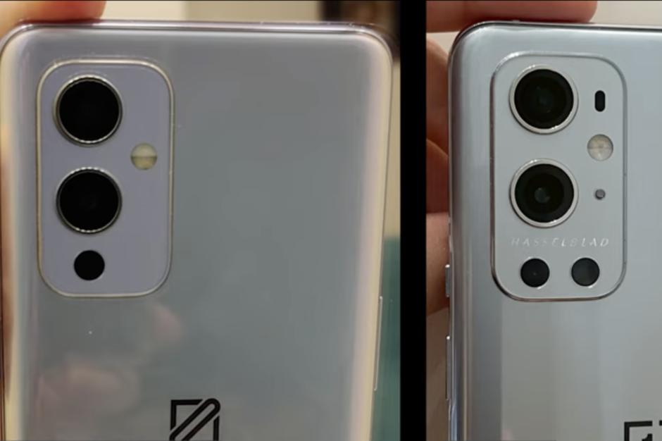 OnePlus 9 vs OnePlus 9 Pro: una importante filtración práctica de OnePlus 9 Pro 5G revela la asociación de cámaras Hasselblad