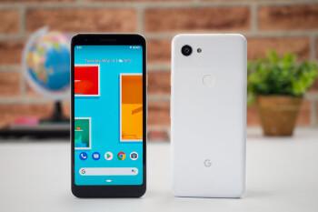 La actualización de software a Pixel 3a incluyó un error que hace que el teléfono se vea feo