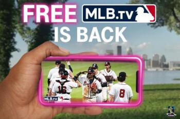 El acuerdo gratuito MLB.TV de T-Mobile regresa en 2021